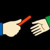 Baton-touch